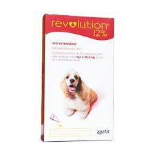 Revolution Cães 1ml 10Kg a 20Kg  Zoetis