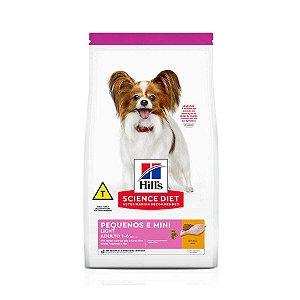 Ração Hill's Science Diet para Cães Adultos - Raças Pequenas e Miniatura Light 2,4kg