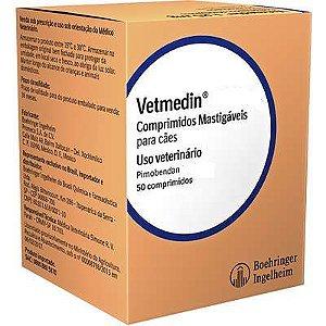 Vetmedin 50 Comprimidos Boehringer Ingelheim