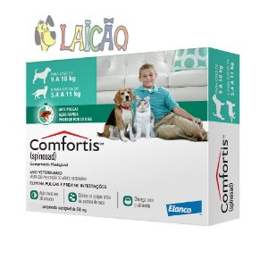 Comfortis 560mg 9-18kg Elanco