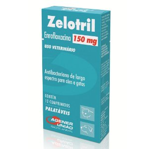 Zelotril 150mg 12 Comprimidos Agener