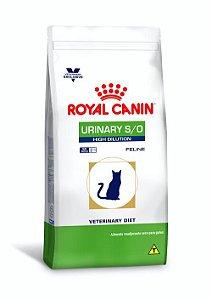 Ração Royal Canin Veterinary Diet para Gatos Urinários Urinary S/O High Dilution Feline