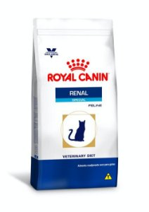 Ração Royal Canin Veterinary Diet para Gatos Renais Renal Special Feline