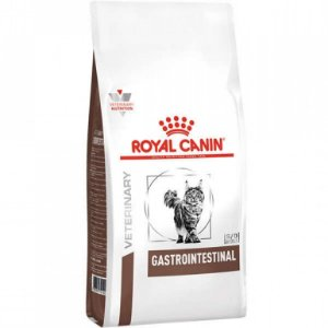 Ração Royal Canin Veterinary Diet para Gatos Gastro Intestinal Feline 1,5kg