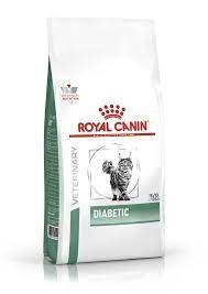 Ração Royal Canin Veterinary Diet para Gatos Diabéticos Diabetic Feline 1,5kg