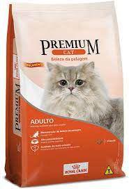 Ração Royal Canin Premium Cat Beleza da Pelagem para Gatos Adultos