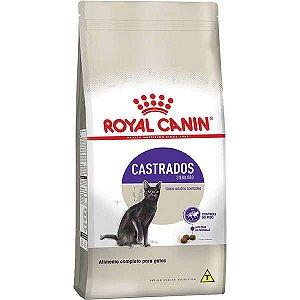 Ração Royal Canin para Gatos Adultos Castrados Adultos Sterilised