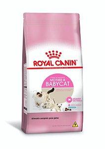 Ração Royal Canin para Gatos Filhotes Mother & Baby Cat 1º Etapa do Crescimento