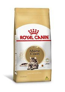 Ração Royal Canin Raças Específicas para Gatos Adultos Maine Coon Adult