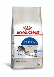 Ração Royal Canin para Gatos Adultos Indoor Ambientes Internos