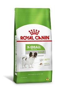 Ração Royal Canin para Cães Adultos Miniaturas X-Small Adult