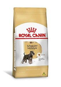 Ração Royal Canin Raças Específicas para Cães Adultos Schnauzer Miniatura Adult