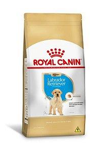 Ração Royal Canin Raças Específicas para Cães Filhotes Labrador Retriever Puppy 12kg
