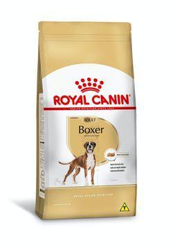 Ração Royal Canin Raças Específicas para Cães Adultos Boxer Adult 12kg