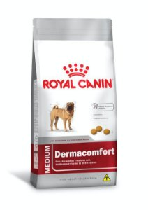 Ração Royal Canin para Cães Adultos Raças Médias Medium Dermacomfort