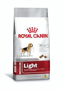 Ração Royal Canin para Cães Adultos Raças Médias Medium Light 15kg