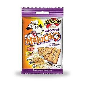 Bilisko Petisco para Cães Malucão Sabor Frango 65g