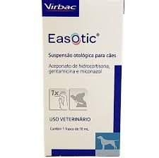 Easotic 10ml uso Tópico Virbac