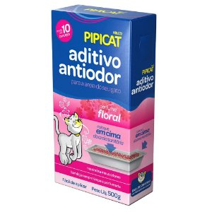 Pipicat Aditivo Floral 500g