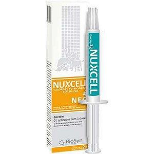 Suplemento Vitamínico Nuxcell Neo para Cães 2g