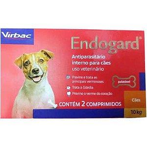 Endogard Cães até 10Kg Virbac