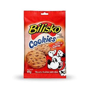 Bilisko Petisco para Cães Cookies Sabor Carne 65g