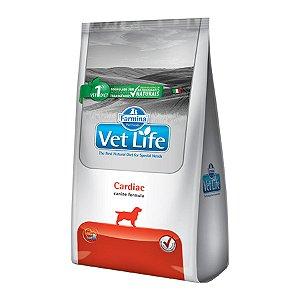 Ração Vet Life Natural Para Cães Cardiac 2kg