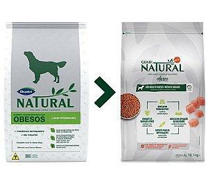 Ração Guabi Natural para Cães Obesos  Raças Médias 10,1kg