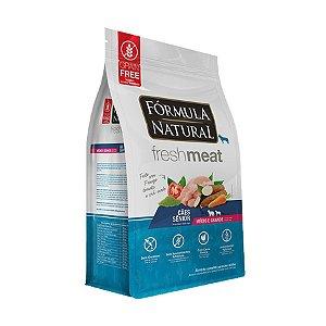 Fórmula Natural Fresh Meat Cães Sênior Portes Médio e Grande