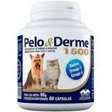 Pelo e Derme 1500mg Suplemento Vitamínico Vetnil