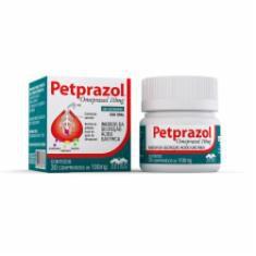 Petprazol 30 Comprimidos Vetnil