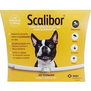 Scalibor Coleira Antiparasitária para Cães MSD