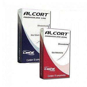 Alcort Anti-Inflamatorio com 10 Comprimidos Cepav
