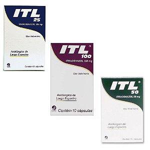 ITL Antifúgico com 10 Capsulas