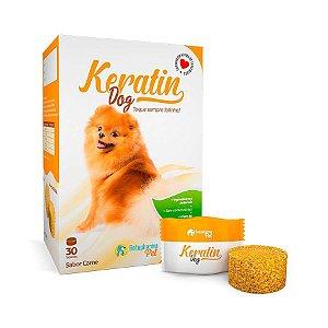 Suplemento para Cães Keratin Dog Botupharma 30 Tabletes 210g