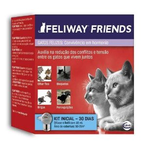 Feliway Friends Difusor 48ml