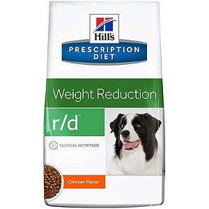 Ração Hill's Prescriptions Diet r/d para Cães Adultos Obesos - Redução de peso