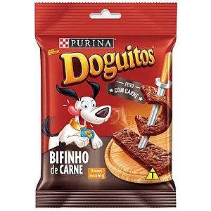 Doguitos Rodizio Bifinho de Carne 65g