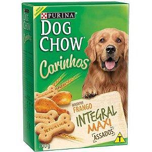Dog Chow Carinhos Biscoito Integral Maxi