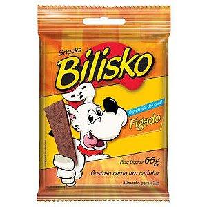 Bilisko Petisco para Cães Bifinho Fígado