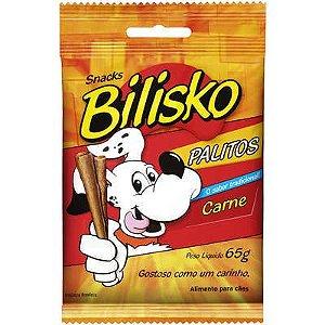 Bilisko Petisco para Cães Palito Carne