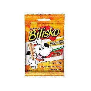 Bilisko Petisco para Cães Palito Maça e Cenoura