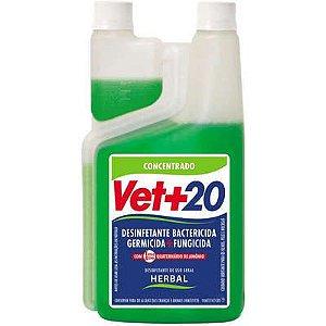 Desinfetante Vet+20 Vetmais 20 Concentrado Herbal