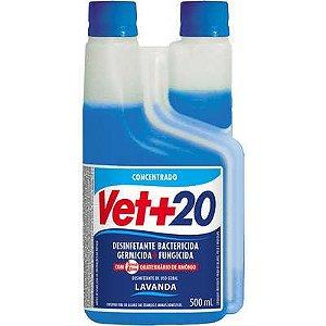 Desinfetante Vet+20 Vetmais 20 Concentrado Lavanda