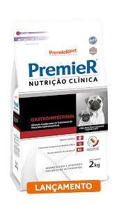 Ração Premier Nutrição Clínica para Cães Pequeno Porte Gastrointestinal