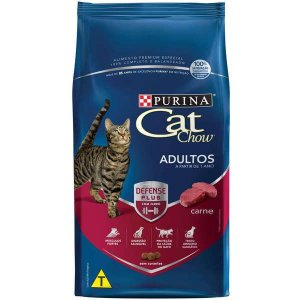 Cat Chow Defense Plus Adulto Carne