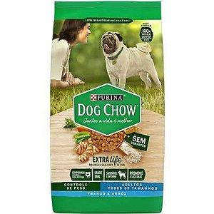 Dog Chow Extra Life Adulto Controle de Peso