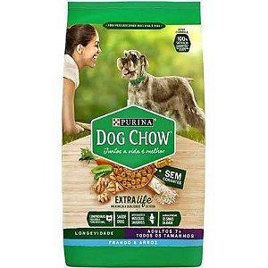 Dog Chow Extra Life Adulto Longevidade
