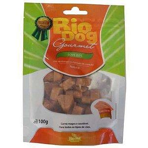 Petisco Bio Dog Gourmet Love Bits Sabor Frango para Cães 100g
