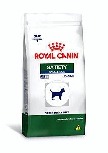 Ração Royal Canin Veterinary Diet Para Cães Obesos Raças Pequenas Satiety Small Dog Canine